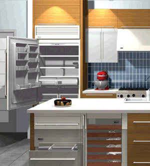 Kitchens, Bedrooms, Home Office and Furniture designers in Glasgow Scotland